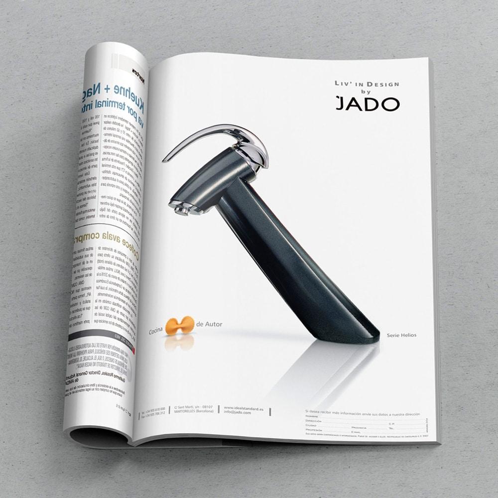 Anuncio Revistas Decoración – Jado