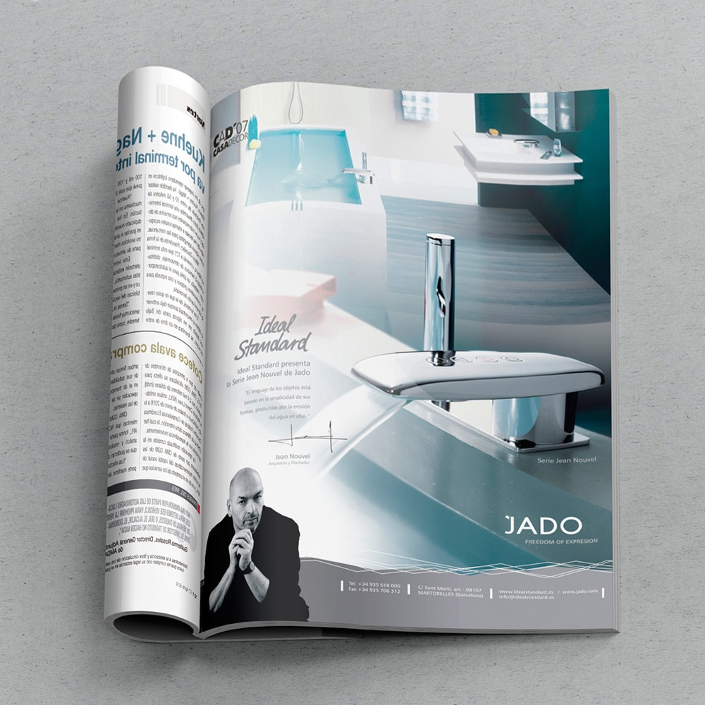 Anuncio Prensa Profesional – Jado
