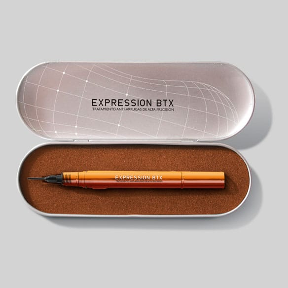 Packaging Expression BTX – Laboratorios Omega Pharma