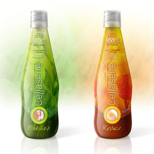 Packaging Cellasene – Laboratorios Omega Pharma