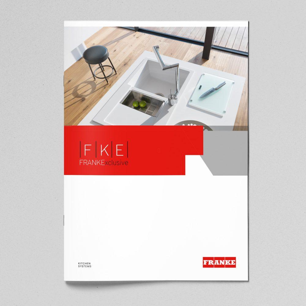 Catálogo Franke Exclusive Sistemas de Cocina – Franke
