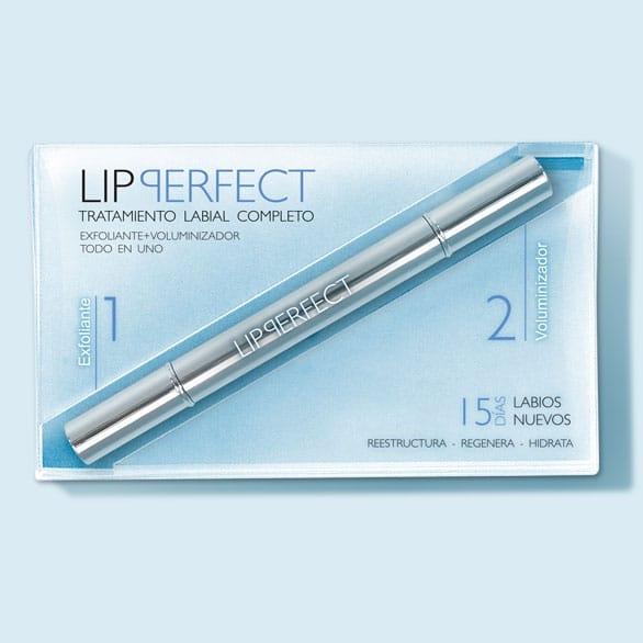 Packaging Lipperfect – Laboratorios Omega Pharma