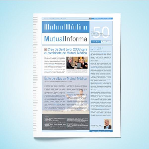 Tríptico News – Mutual Médica