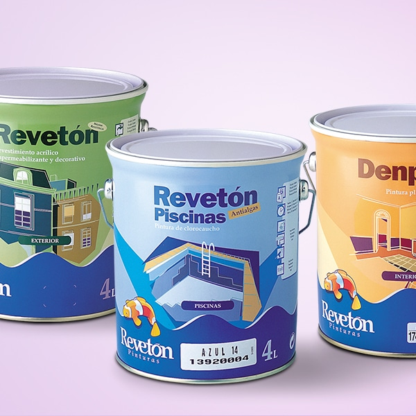 Packaging – Revetón