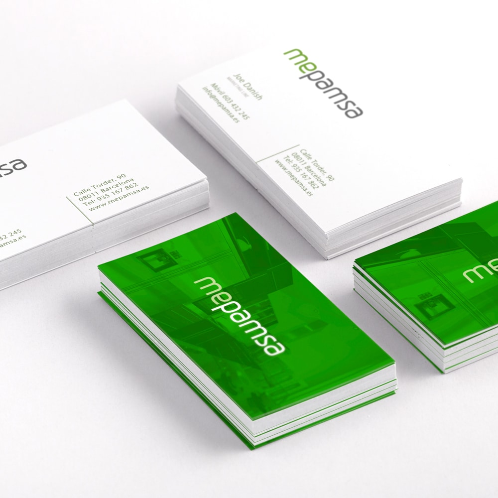 Nueva Marca + Identidad Corporativa – Mepamsa