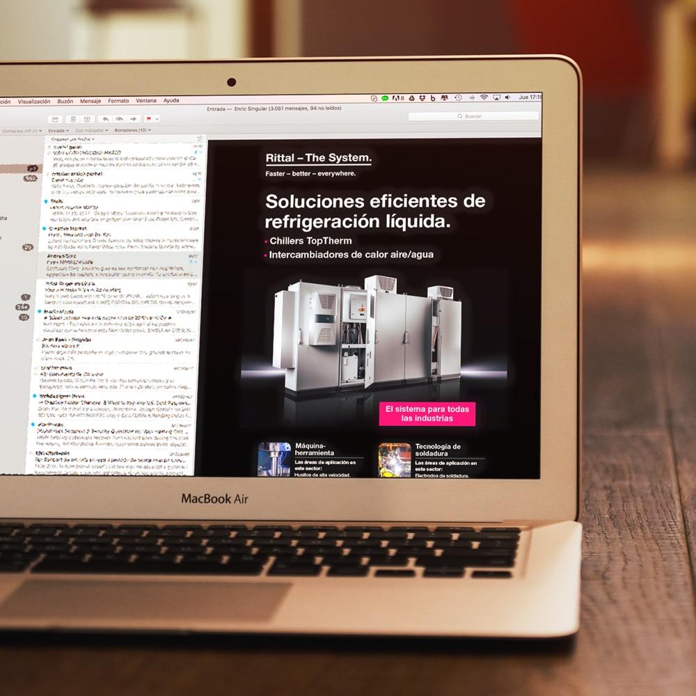 E-mailing Refrigeración Líquida – Rittal