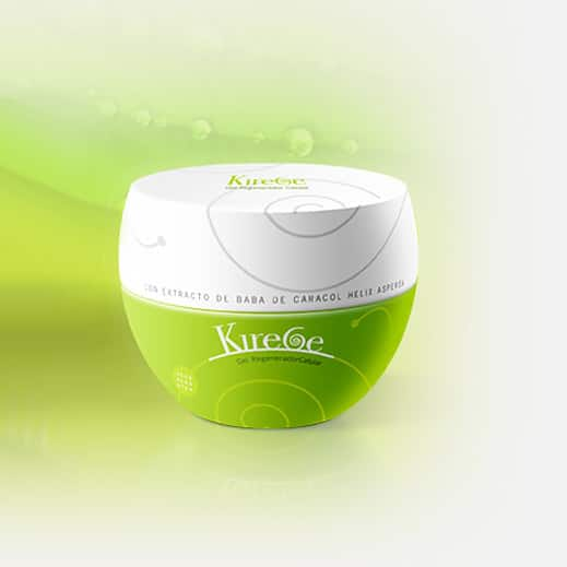 Packaging Kirege – Laboratorios Omega Pharma