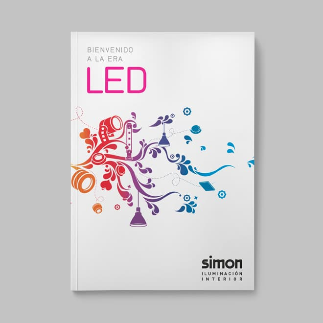 Catálogo Led – Simon