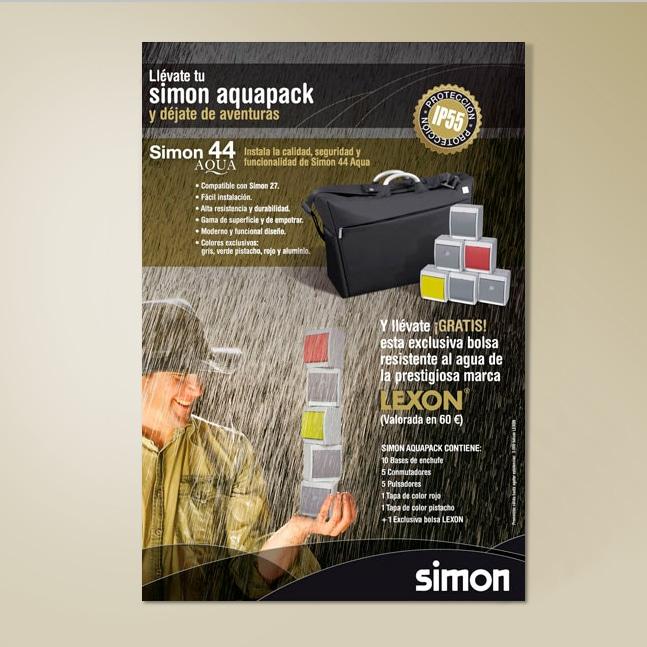 Promoción Simon 44 Aqua – Simon