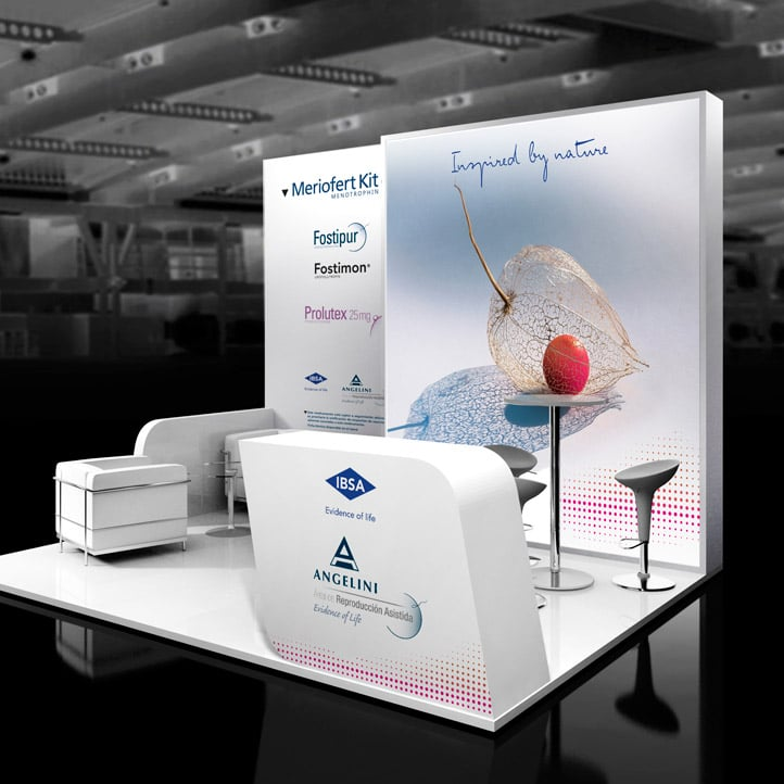 Stand 7th International IVI Congress – Angelini Farmacéutica