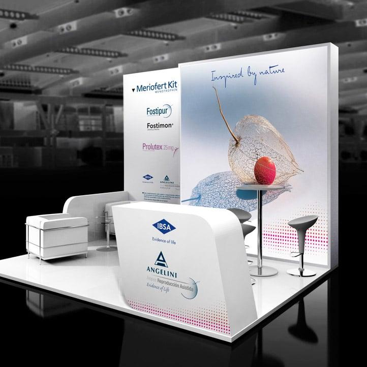 Stand 7th International IVI Congress – Angelini Farmacéutica