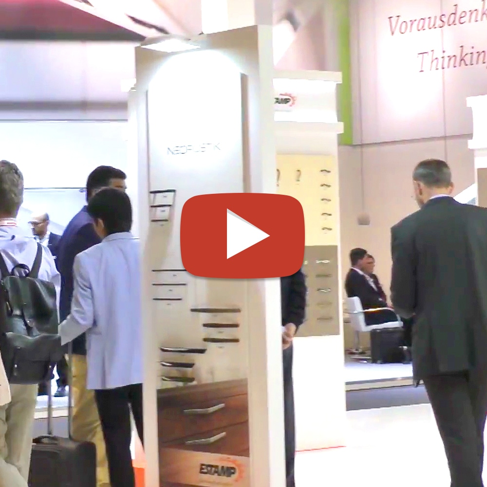 Vídeo Stand Interzum 2017 – Estamp