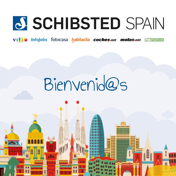 Decoración Oficinas – Schibsted Spain