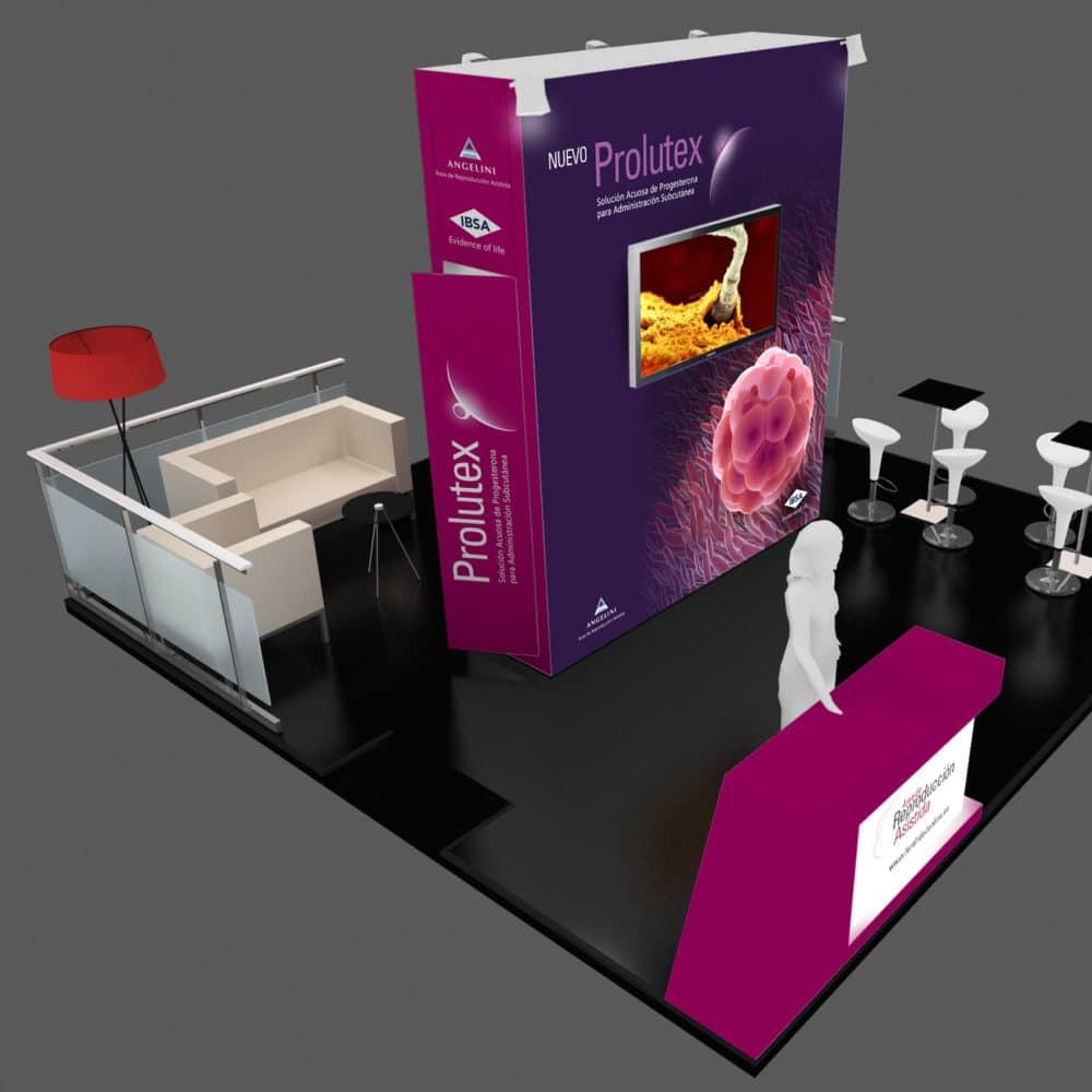Stand SEF 2014 – Angelini Farmacéutica