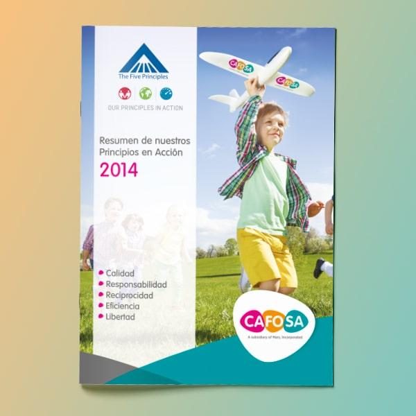 PIA Brochure 2014 – Cafosa