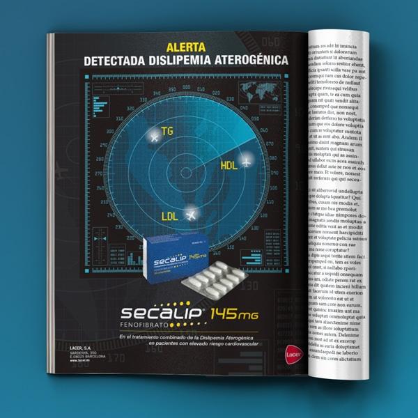 Anuncio Radar Secalip – Lacer