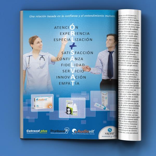 Anuncio Campaña ORL – Laboratorios Salvat