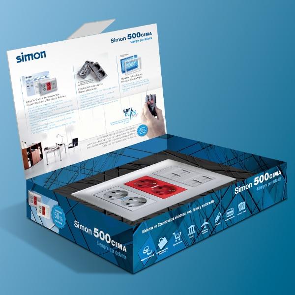 Packaging Simon 500 CIMA – Simon