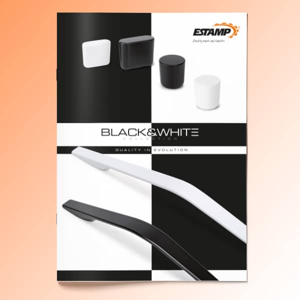 Folleto Black&White – Estamp