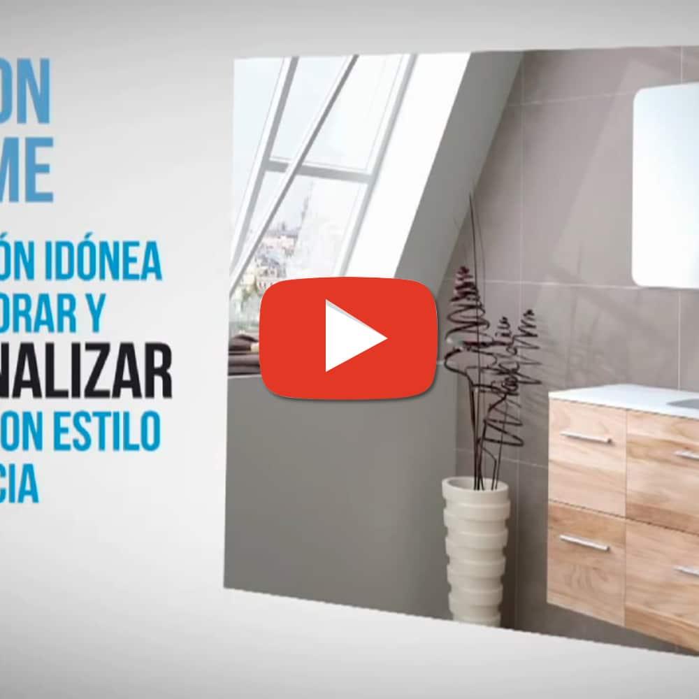 Vídeo gama Fussion Line y Fussion Chrome – Comercial Salgar