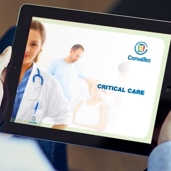 Presentación iPad – Convatec