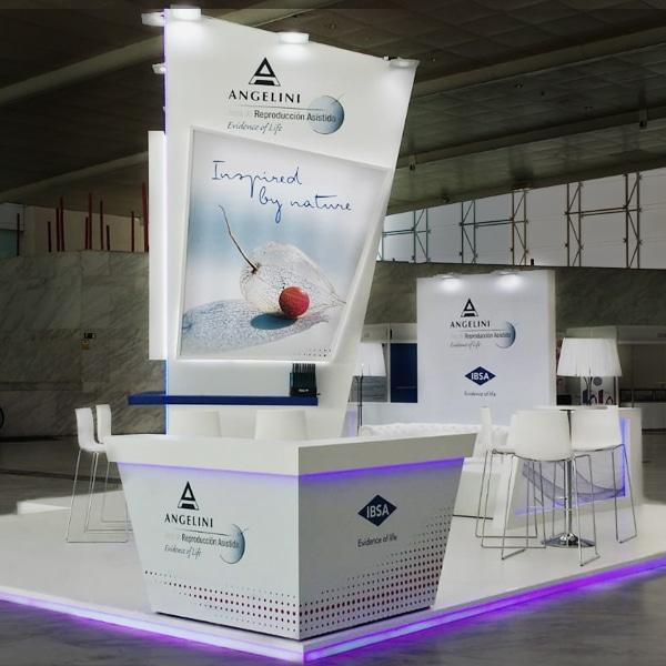 Stand SEF 2018 – Angelini Farmacéutica