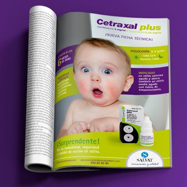 Anuncio Cetraxal 2017  – Laboratorios Salvat