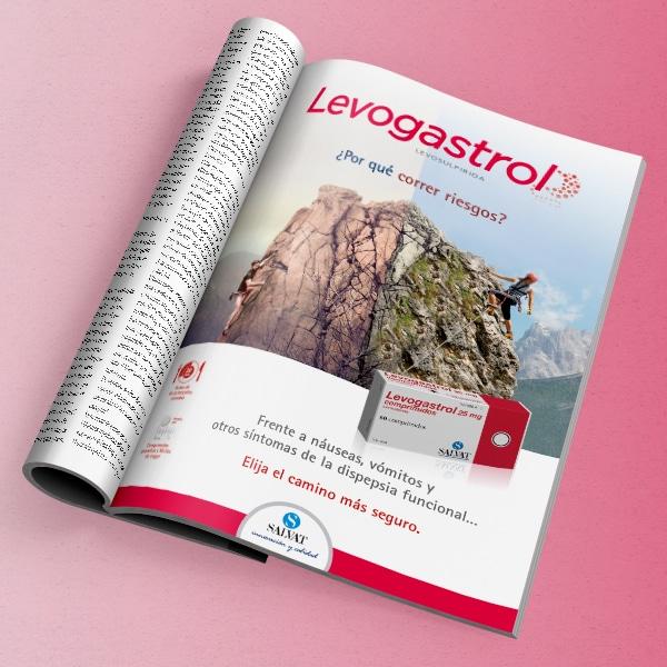Anuncio Levogastrol 2017 – Laboratorios Salvat