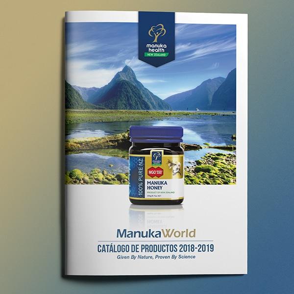 Catálogo 2019 – Manuka World