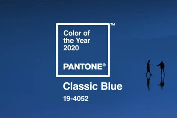 Classic Blue, el color de la calma