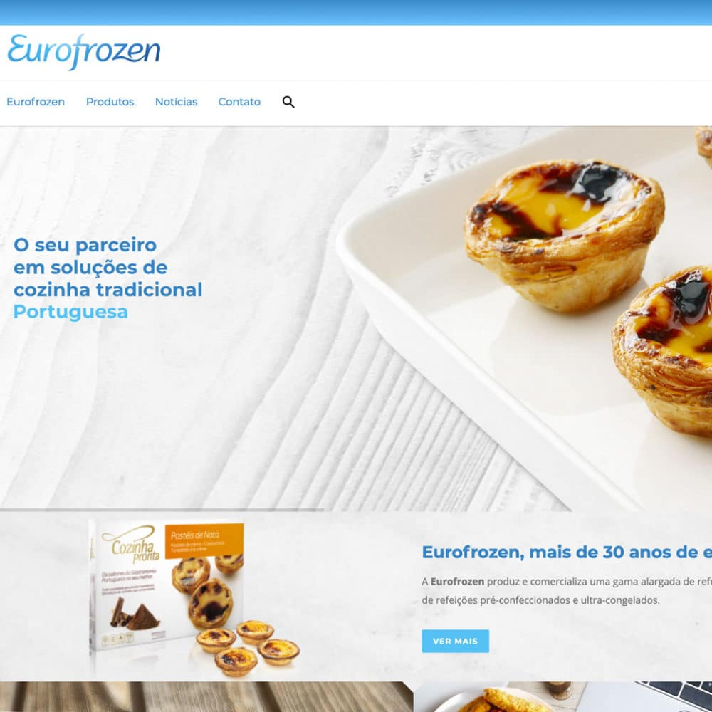 Web Eurofrozen – Audens Group