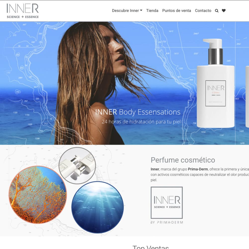 Web INNER Parfum – Prima-derm