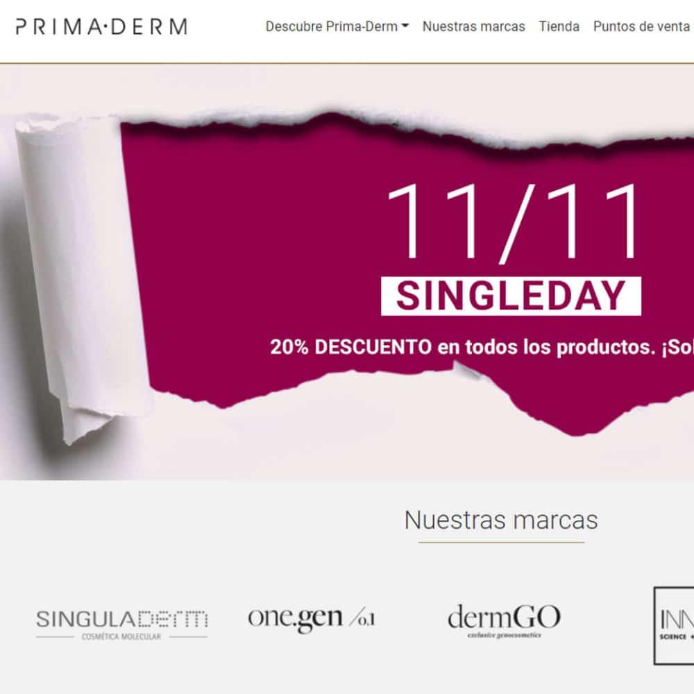 Promociones web Prima-Derm – Prima-Derm